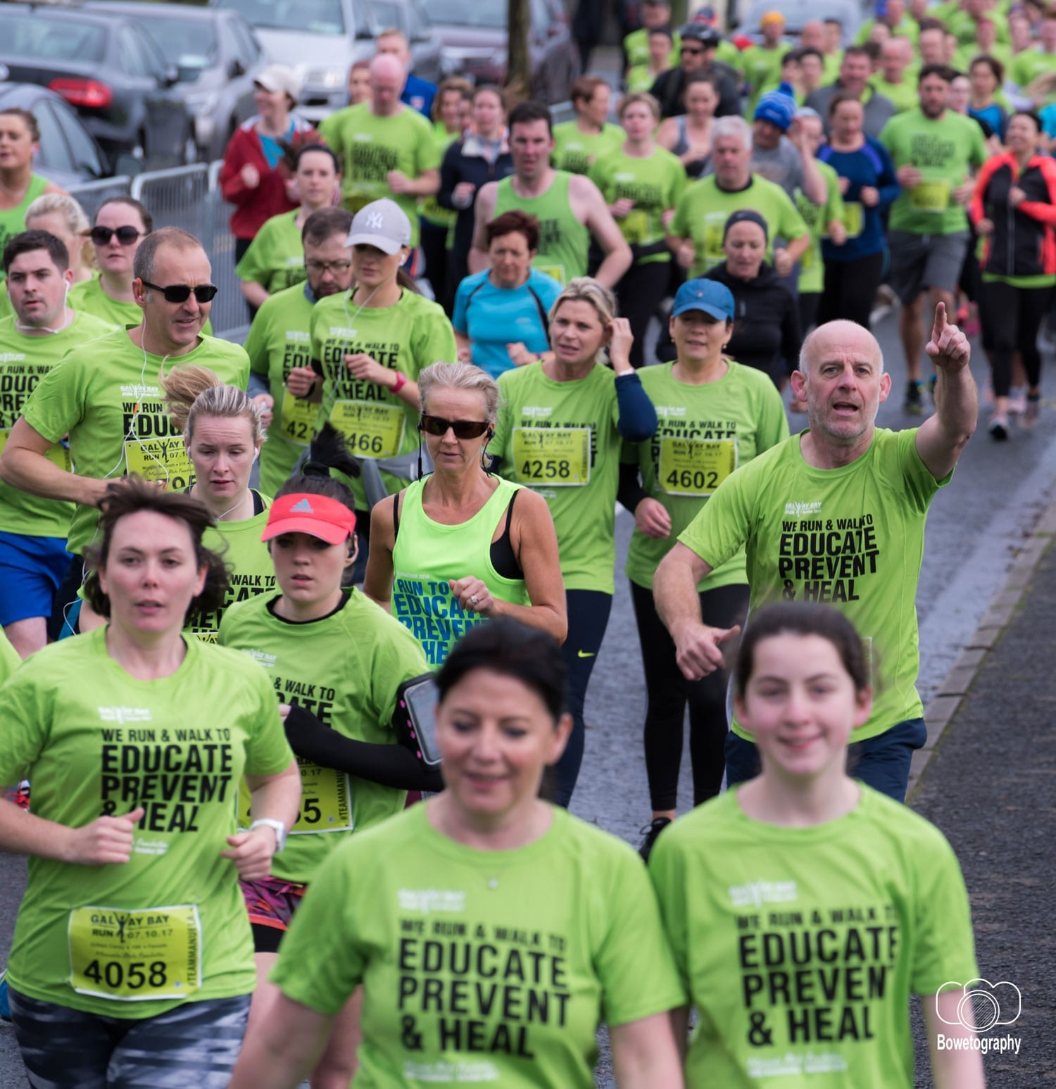 UBFit Marathon