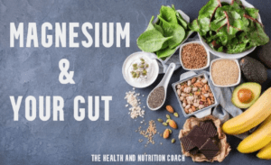 magnesium and gut
